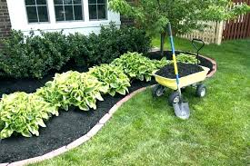 flower bed border ideas creative garden border ideas wood flower bed border ideas