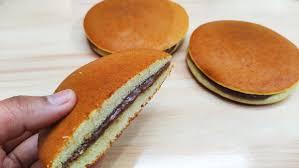 Cách làm bánh rán doremon - bánh rán dorayaki không cần bột nở và trứng