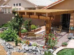 Backyard Paver Ideas Detailed Western Red Cedar Pergola Covering Photos Of Backyard Patios
