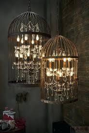 birdcage light cage