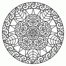Small Picture Free Intricate Coloring Pages For Adults To Download And Print For