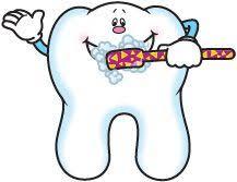 Image result for national dental month clipart