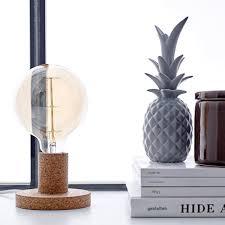 Bloomingville Decorative Pineapple Silver