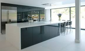 High Gloss Kitchen Cabinets Excellent High Gloss Kitchen Cabinets Homenad