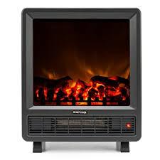 electric fireplace stove. rochester mini portable free standing electric fireplace stove by e-flame usa \u2013 17.5- s