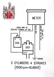 tachometer wiring diagram wiring diagram