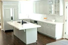quartz countertops with oak cabinets or white kitchen room glass tile for kitchens light