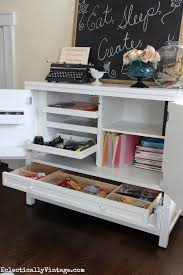 craft room furniture ideas. The Perfect Craft Room Furniture - So Much Storage! Kellyelko.com Ideas S