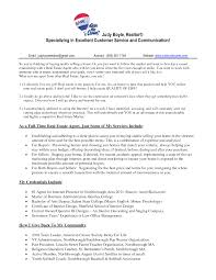 Resumes Realtor Resume Examples Real Estate Agent Excellent Customer