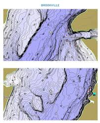 Lakemaster Charts Lakemaster Humminbird Chart For Great Lakes