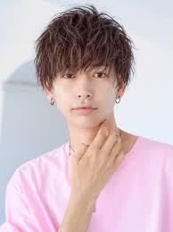エアマリンショートメンズ髪型 Lipps 渋谷mens Hairstyle