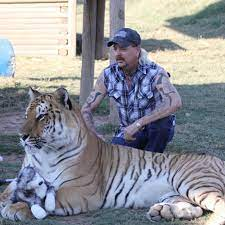 Joe Exotic to Launch Own Cannabis Line