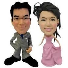get your face on a doll $99 95 personalised wedding cake topper Wedding Cake Toppers Brisbane Queensland get your face on a doll $179 95 personalised wedding cake topper www minikinmania Romantic Wedding Cake Toppers
