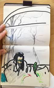 Zeichnen Im Café Von Portrait Bis Comic Portrait Und Figur Zeichnen