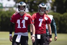 Eagles 2019 Depth Chart A Post Draft Look At The Eagles Projected Depth Chart And