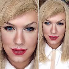 celebrity makeup transformation paolo ballesteros 18 man turns into anese