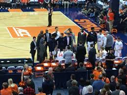 what channel is the syracuse basketball