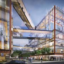 evernote office studio oa 05. SHoP Architects Unveils Designs For Uber\u0027s San Francisco Headquarters. Architecture Studio Evernote Office Oa 05