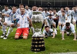 Brezilya'yı yenen Arjantin, Kupa Amerika'yı kazandı