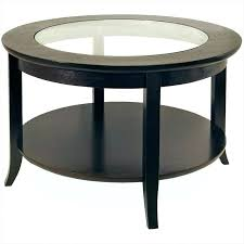 espresso side table accent vintage casual design wood tables coffee finish at target round