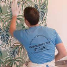Schilder Behangwerken Tom Vandecauter House Painting