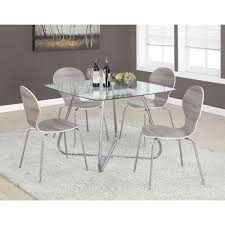 Bentwood Dining Table Reclaimed Look Bentwood 34h Dining Chair Set Of 4 Multiple