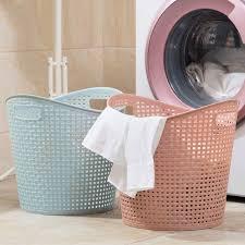 plastic hamper toilet laundry basket bathroom laundry storage basket dirty clothes toy storage basket wx11281050 laundry
