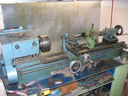 metal lathe for sale. emcomat 8.6 (made in austria) metal turning lathe complete with all accessories for sale metal lathe for sale