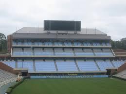 Kenan Stadium Blue Zone Seating Chart Kenan Memorial Stadium Blue Zone Football Seating