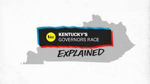 Kentuckys Governor Matt Bevins Tough Reelection Bid