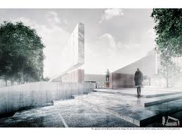 Fta Design Studio National World War One Memorial Fta Design Studio Archinect