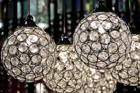 hanging pendant lamp shades contemporary and crystal mini round 19