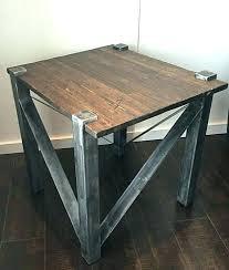 industrial coffee table legs industrial style coffee table how to make an industrial coffee table industrial