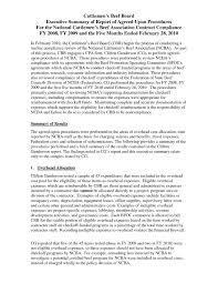 Best Executive Summary Best Executive Summary Example Gallery Of Report Examples 24 20