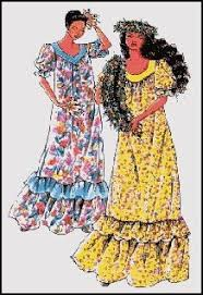 Muumuu Pattern New Amazon Ladies Classic Hawaiian Muumuu Sewing Pattern 48
