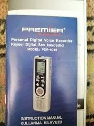Aydın içinde, ikinci el satılık Ses kayıt Cihazı - letgo