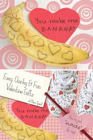 easy quirky and fun valentine gifts