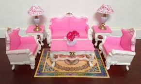 Living Room Furniture Accessories Kids Toys Kids Toys Barbie Furniture And Accessories Gloria