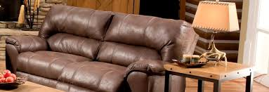 rustic leather living room furniture. Brown Leather Coach Rustic Living Room Furniture N