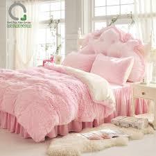 bomcom luxury plush gy duvet cover set fluffy bedding no filler solid zipper closure 100 microfiber uk 2019 from goutour gbp 143 74 dhgate uk