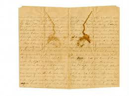 Letter from Rosa Rutledge and Sarah Caswell Cobb Rutledge to ...