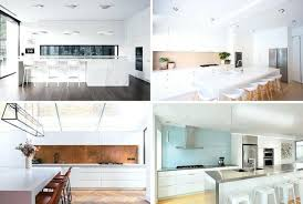 kitchen splashback glass uk ideas panels ireland design 9 for a white scenic materials idea