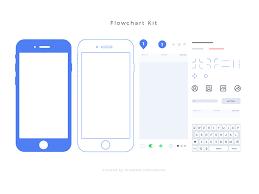 Flowchart Kit Sketch Freebie Download Free Resource For