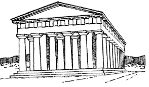 lincoln memorial building clipart. greek temple cliparts 2522296 lincoln memorial building clipart o