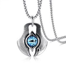 whole stainless steel mens pendants with meanings pn1041