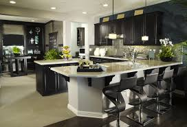 Best Tile For Kitchen Floors Kitchen Modern Dark Cabinet With Soft Modern Kitchen Floor Tile