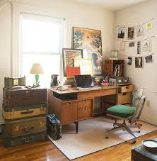 eclectic design home office. Perfect Home On Eclectic Design Home Office E
