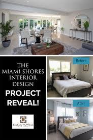 Miami Interior Design Style The Miami Shores Interior Design Project Reveal In 2019