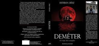 Deméter: el viaje del vampiro de Esteban Díaz
