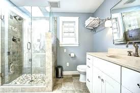 turn shower into bathtub turning a bathtub into a shower pale blue and beige bathroom with turn shower into bathtub